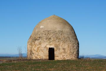 Chozo de piedra. Refugio, Caseta.