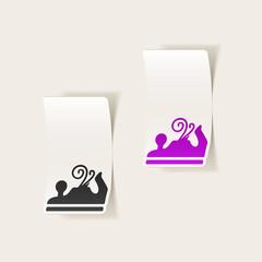 realistic design element: jointer