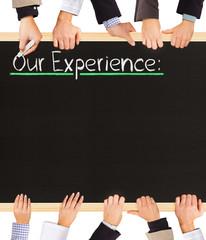 Experience list