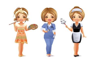 Professions Set 3