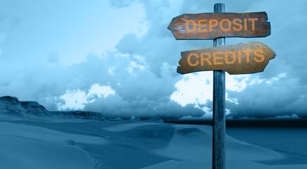 deposi - credit