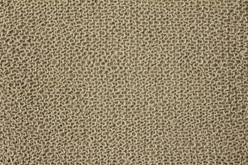 Jute yarn knitted fabric