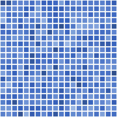 Abstract squared pattern