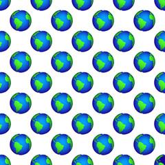 Globes pattern