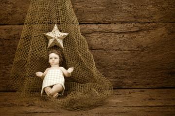 Religious Christmas Baby Jesus