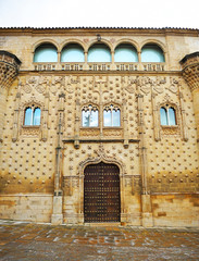 Jabalquinto Palace, Baeza, Jaen province, Spain