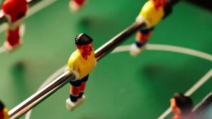 Foosball game