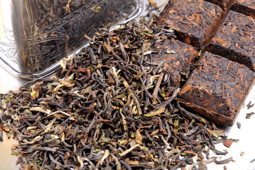 Elite puer tea from china