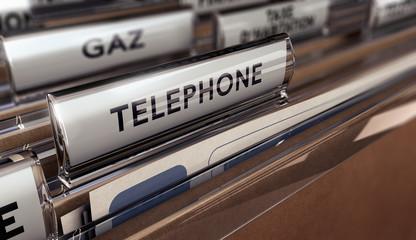 Factures Téléphoniques