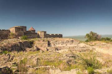 Medieval fortress, Ukraine
