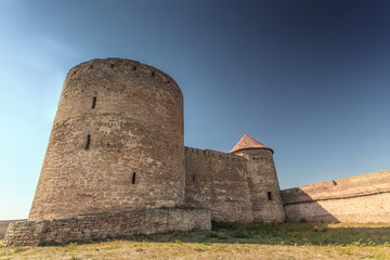 Medieval fortress of Southern Ukraine