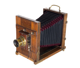 alte antike fotokamera
