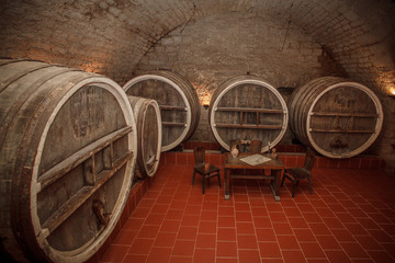 The old winery