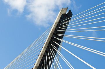 Bridge in Pontevedra (Spain)