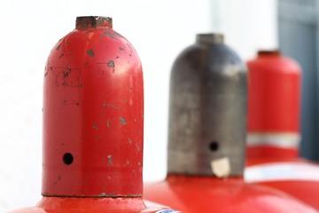 gasflaschen I