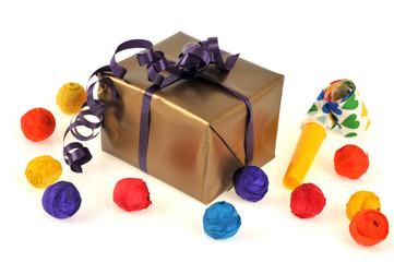 Le cadeau d'anniversaire