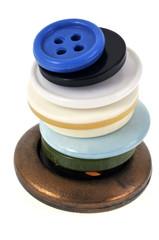 La pile de boutons