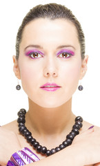 Beauty purple bis