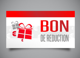 Bon de réduction