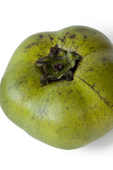 Fresh black sapote fruit
