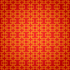 National chinese seamless pattern. Chinese new year 2015. Bright