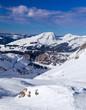 Ski slopes, mountains and Avoriaz - 74731111