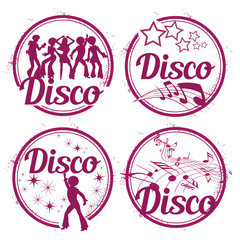 stamps disco