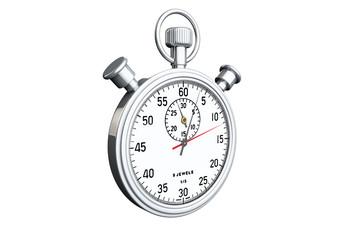 Chronomètre coté gauche