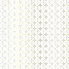 silver snowflake pattern