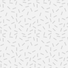 Simple seamless background pattern in gray color
