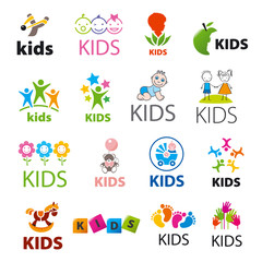 biggest collection of vector logos children