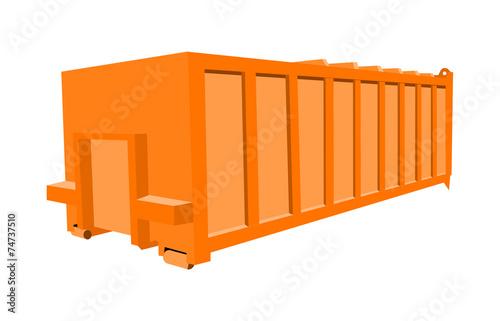 Raccoltra rifiuti ingombranti - 74737510