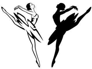 ballet dancer girl