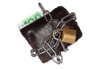 Geldbörsensicherung