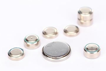 kleine Knopfzellen