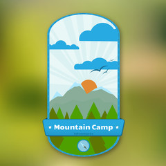 Traveler badge