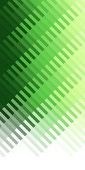 Color gradient, green. Abstract background, mosaic.