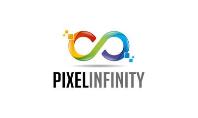 Pixel Infinity Logo