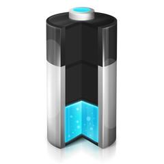 Niski poziom naładowania baterii