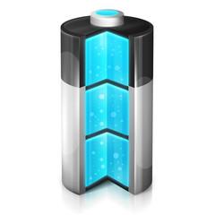 Ikona naładowanej baterii