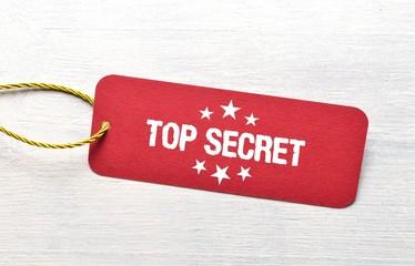 TOP SECRET - Label