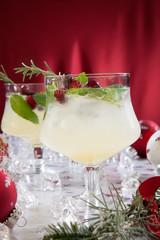 White Cranberry Spritzer