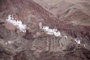 Basgo Monastery is a Buddhist monaster, Ladakh, India ,