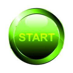 Start - Button grün