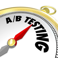 A-B Testing Compass Finding Best Message Most Response Experimen