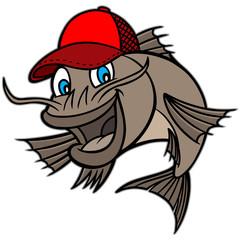 Catfish Mascot