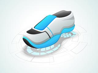 Stylish sports shoe for unisex.
