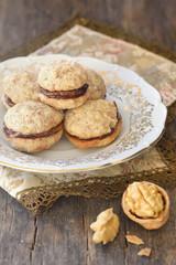 homemade cookie