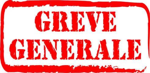 tampon grève générale