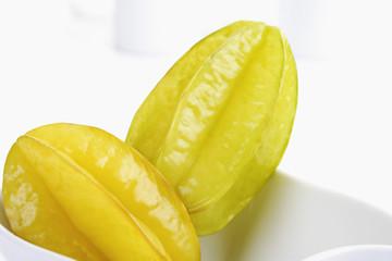 Karambole, Sternfrucht (Averrhoa carambola)